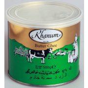 Ghee indiai tisztított vaj 500g Khanum
