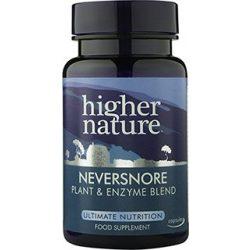 NEVERSNORE enzim kapszula (30) Higher Nature