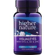 VISUALEYES kapszula (90) Higher Nature