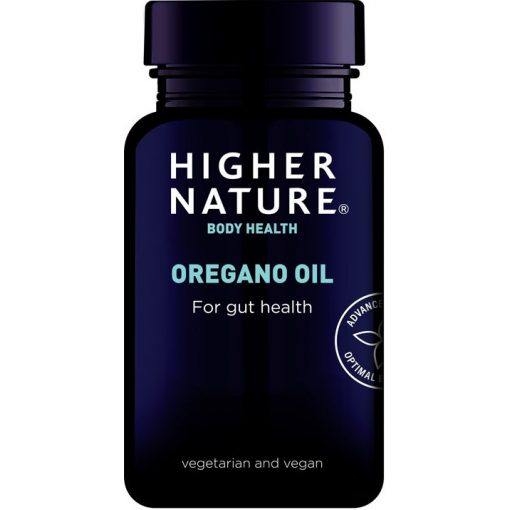 Oregano oil kapszula 30db Higher Nature