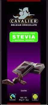 Étcsokoládé táblás 85g Cavalier