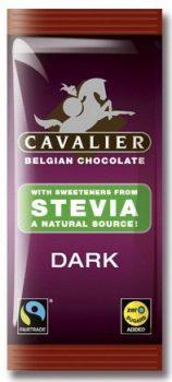 Étcsokoládé kocka 5g Cavalier