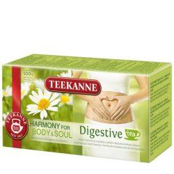 Digestive herbatea 20x1,8g Teekanne