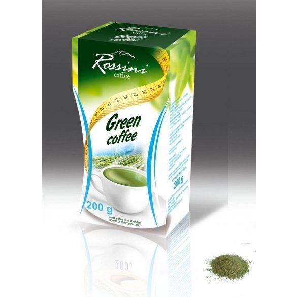 Zöld kávé 200g Rossini