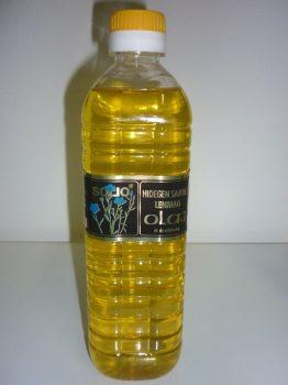 Lenmag olaj 500ml Solio