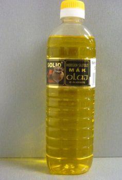 Mákolaj 500ml Solio