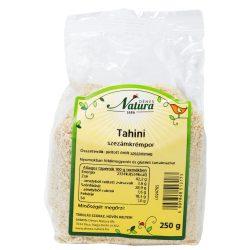 Tahini szezámkrémpor 250g Natura