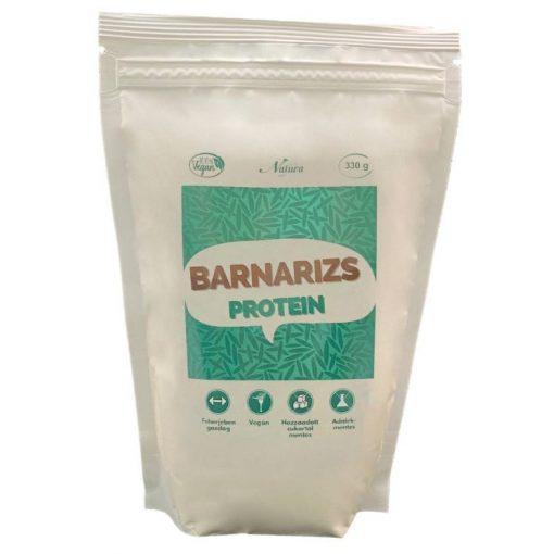 Barnarizs fehérje 330g Natura