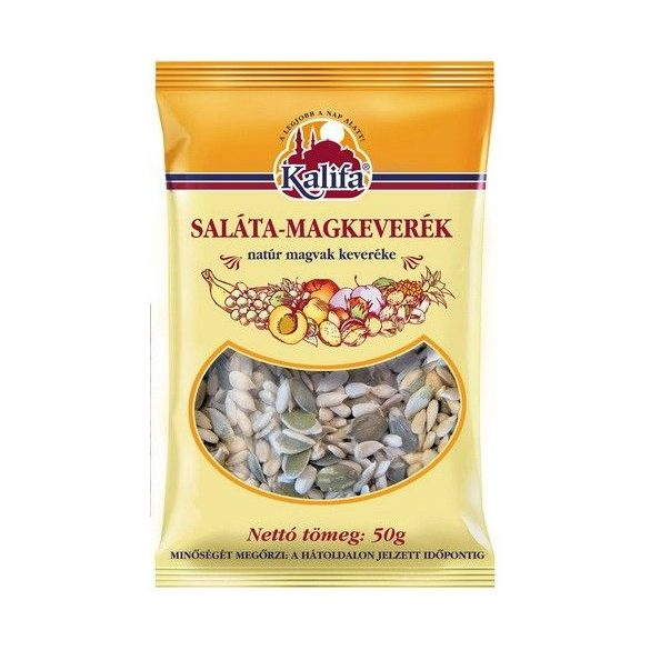 Saláta magkeverék 50g Kalifa