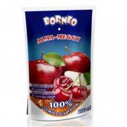 Alma-meggy 100% gyümölcsital 200ml Borneo