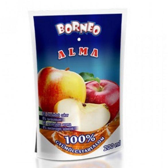 Alma 100% gyümölcsital 200ml Borneo