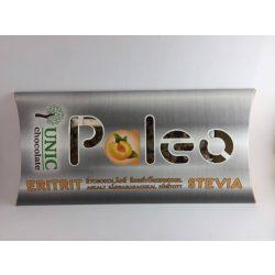 Aszalt sárgabarackkal dúsított étcsokoládé 80g UNIC