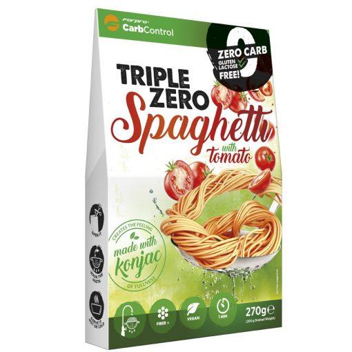 Paradicsomos spagetti konjac tészta 270g Triple Zero
