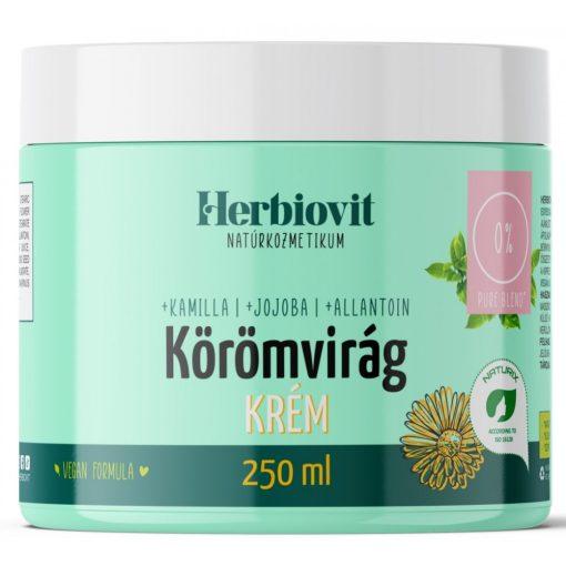 Körömvirág krém 250ml Herbiovit
