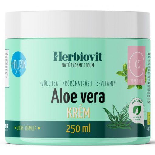 Aloe Vera krém 250ml Herbiovit