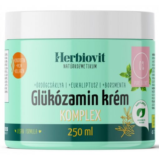 Glükózamin krém komplex 250ml Herbiovit