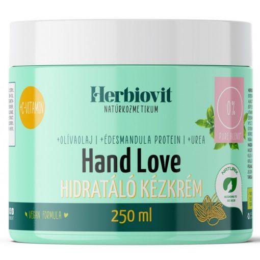 Hand Love hidratáló kézkrém 250ml Herbiovit