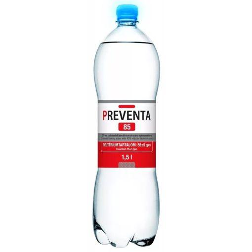Preventa 85 szénsavas deutérium csökkentett ivóvíz 1,5l