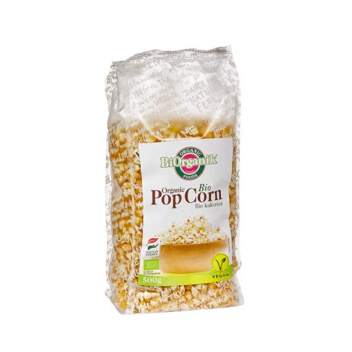 BIO popcorn 500g BiOrganik