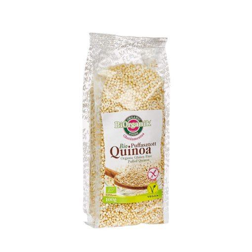 BIO puffasztott quinoa 100g BiOrganik