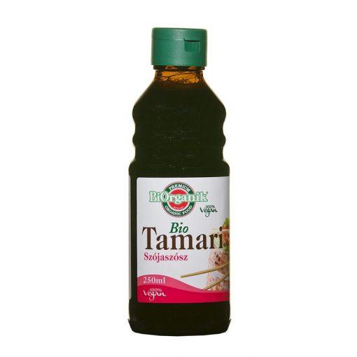 BIO gluténmentes tamari (szójaszósz) 250ml BiOrganik