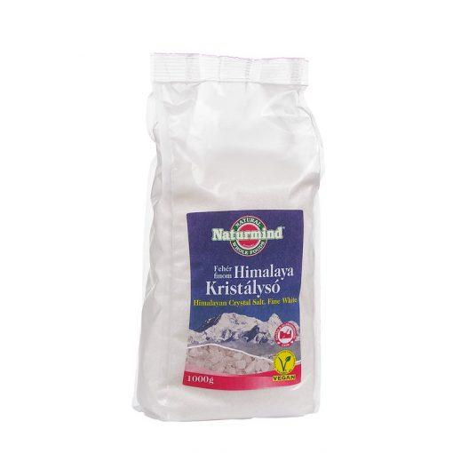 Himalaya só, finom fehér 1kg Naturmind