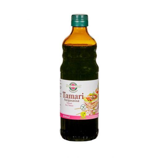 Gluténmentes tamari 500ml Naturmind