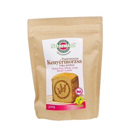 Gluténmentes kenyérmorzsa 200g Naturmind