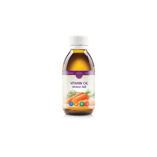 Vitamin oil A&E 150ml Bálint Cseppek