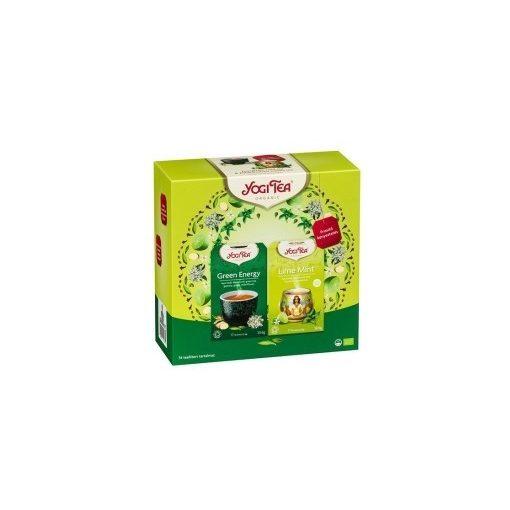 Yogi Tea® Frissítő kényeztetés szett, 34 fllter