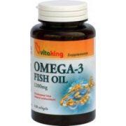 Omega-3 1200mg  (90) lágykap Vitaking