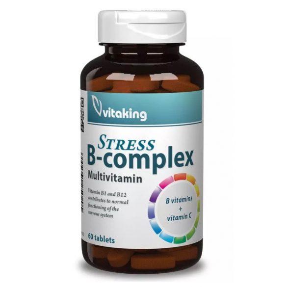 Stress B-complex + C500 +B1 (60) Vitaking