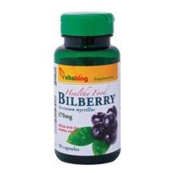 Fekete Áfonya 470mg Bilberry (90) Vitaking