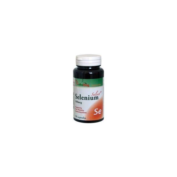 Selenium 100mcg (90) kapszula Vitaking