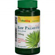 Saw Palmetto fűrészpálma-kivonat 540mg (90) kapszula Vitaking
