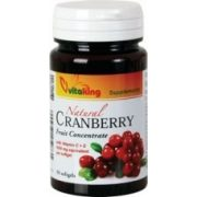 Tőzegáfonya koncentrátum (90) Vitaking