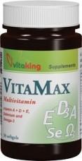 Vita-Max multivitamin (30) gélkapszula Vitaking