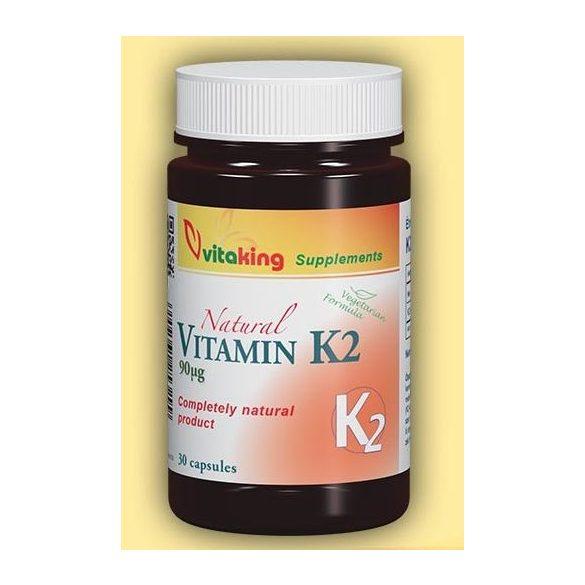 K2 Vitamin 90mcg (30) kapszula Vitaking