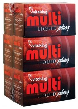 Multi Liquid Plusz (180) Vitaking