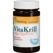 Vitakrill olaj 495mg (30) lágykapszula Vitaking