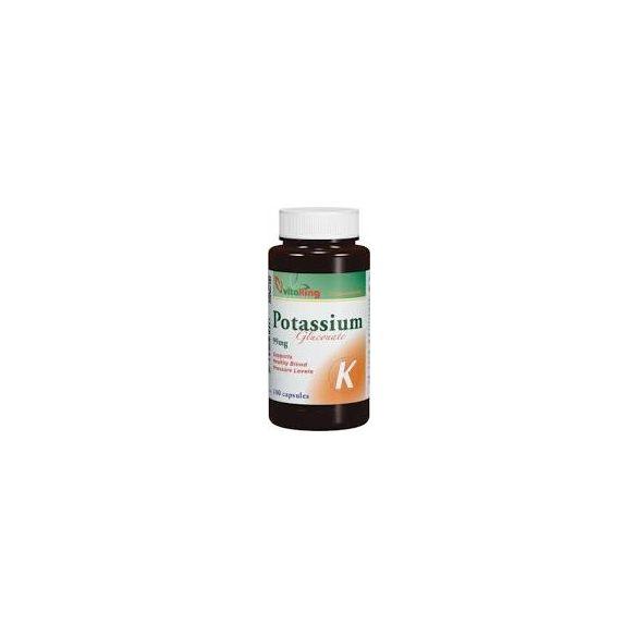 Kálium 99mg (100) kapszula Vitaking