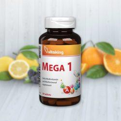 Mega1 multivitamin (30) tabletta NEW Vitaking