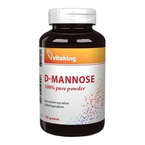 D-mannose por 100g Vitaking