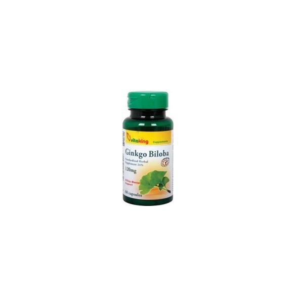 Ginkgo Biloba 120mg TR (60) kapszula Vitaking