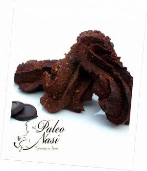 Csokis omlós keksz 100g PaleoNasi