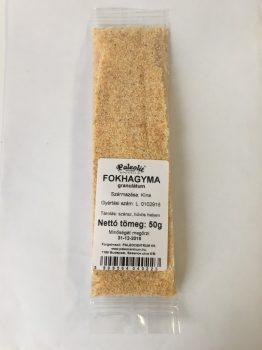 Fokhagyma granulátum 50g Paleolit