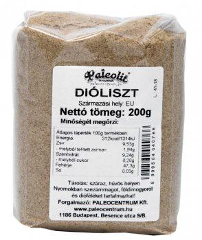 Dióliszt 200g Paleolit