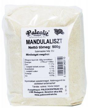 Mandulaliszt 500g Paleolit