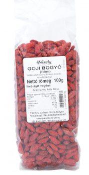 Goji bogyó (aszalt lícium) 100g Paleolit