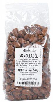 Mandulabél natúr 300g Paleolit